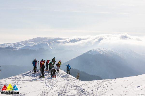 Tabara de schi de tura - Tabere si circuite